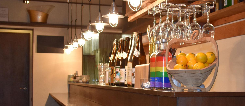 新宿御苑前にある居酒屋 お魚惣菜とニッポンのお酒「TAMASAKA」